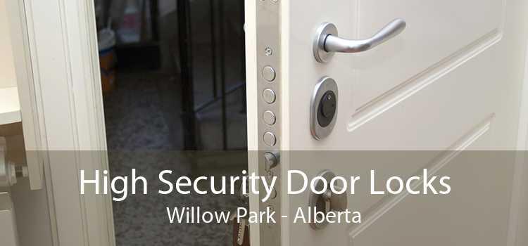 High Security Door Locks Willow Park - Alberta