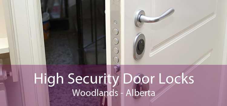 High Security Door Locks Woodlands - Alberta