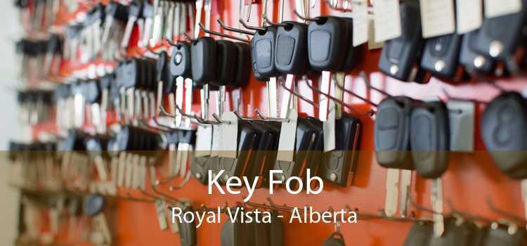 Key Fob Royal Vista - Alberta