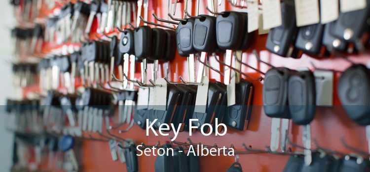 Key Fob Seton - Alberta
