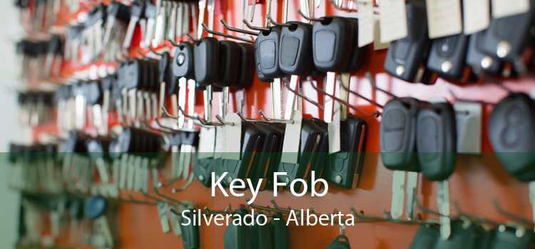 Key Fob Silverado - Alberta