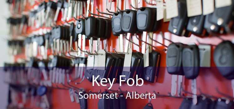 Key Fob Somerset - Alberta