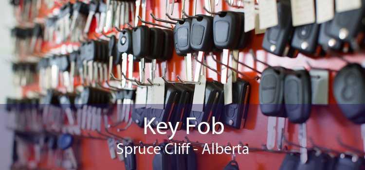 Key Fob Spruce Cliff - Alberta