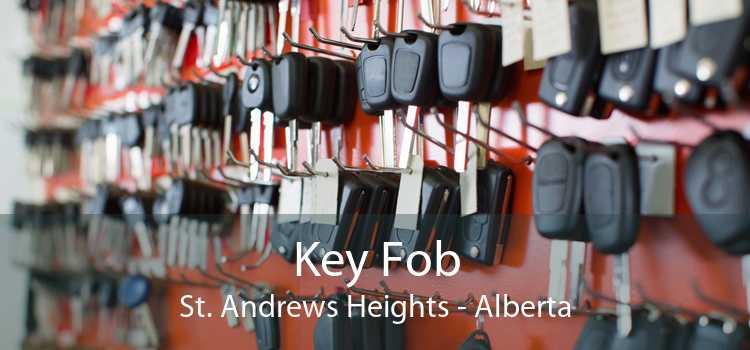 Key Fob St. Andrews Heights - Alberta