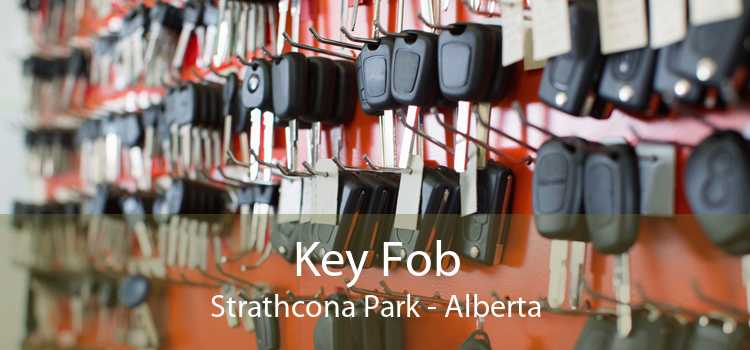 Key Fob Strathcona Park - Alberta