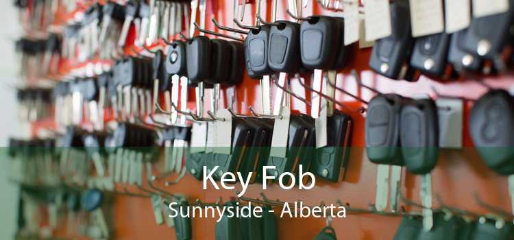 Key Fob Sunnyside - Alberta