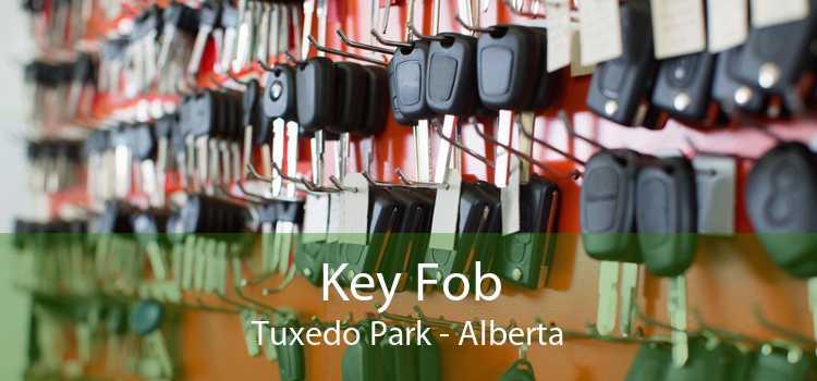 Key Fob Tuxedo Park - Alberta