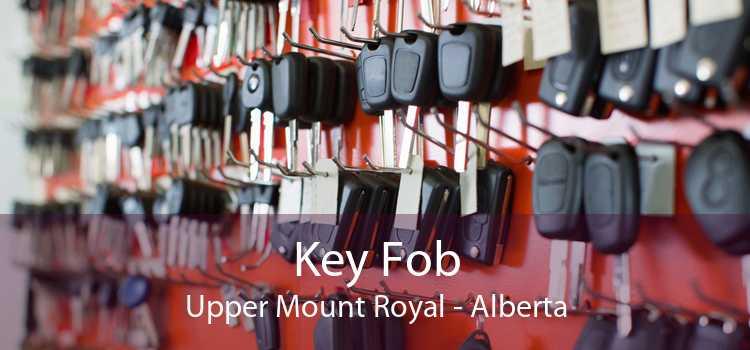Key Fob Upper Mount Royal - Alberta