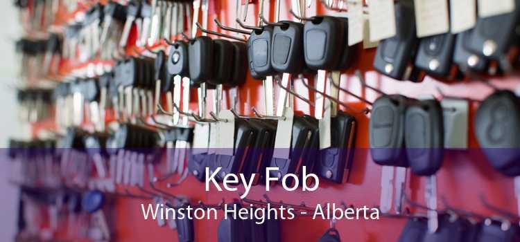 Key Fob Winston Heights - Alberta