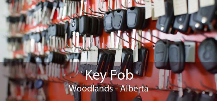 Key Fob Woodlands - Alberta