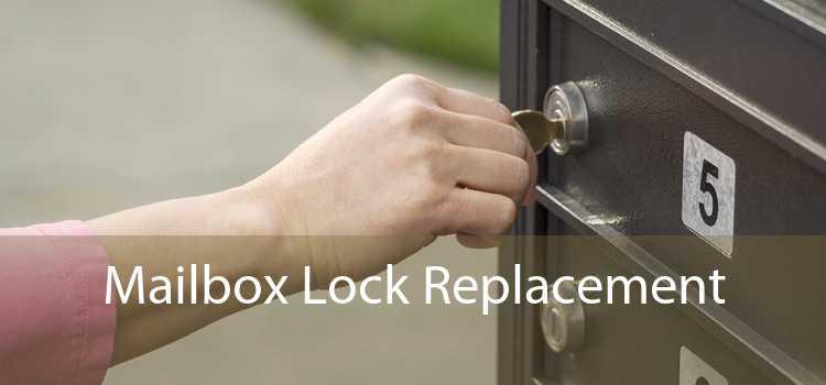 Mailbox Lock Replacement