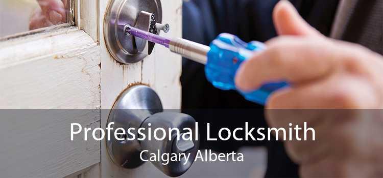 Professional Locksmith Calgary Alberta