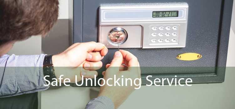 Safe Unlocking Service